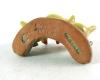 "Liezen Austrian Pottery Mark - ""Made in Austria,"" ""Handwerk,"" Clover Logo"