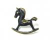 Walter Bosse Rocking Horse Pushpin