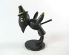 "Funny Bird by Richard Rohac, 5.4 cm H, Marked ""RR Made in Austria"""