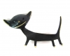 Cat Key Rack by Walter Bosse, 21 cm L, Unmarked