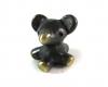 Walter Bosse Miniature Sitting Bear, 3 cm H, Unmarked