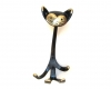 Cat Coat Hook by Walter Bosse, 17 cm