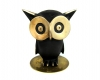 Owl Bookend by Walter Bosse, 14 cm T, Unmarked
