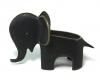 "Walter Bosse Elephant Dish, 12 cm L, Marked ""Baller Austria, 4282"""