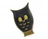 "Walter Bosse Owl Dish, 9.4 cm L, Marked ""Baller Austria"""