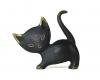 "Walter Bosse Cat, ""Made in Austria, H. Baller Vienna"" Decal"