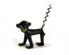 "Monkey Corkscrew by Walter Bosse, 9 cm T, Marked ""Baller Austria"""