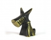 Scottish Terrier by Walter Bosse, Unmarked