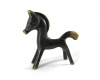"Horse by Walter Bosse, 3.2 cm H, Marked ""Austria"""