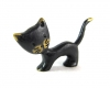 Cat by Walter Bosse, 4 cm L, Unmarked
