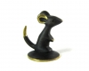"Standing Mouse by Walter Bosse, 4 cm H, Marked ""Baller Austria"""