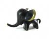 Elephant by Walter Bosse, 4 cm L, Unmarked