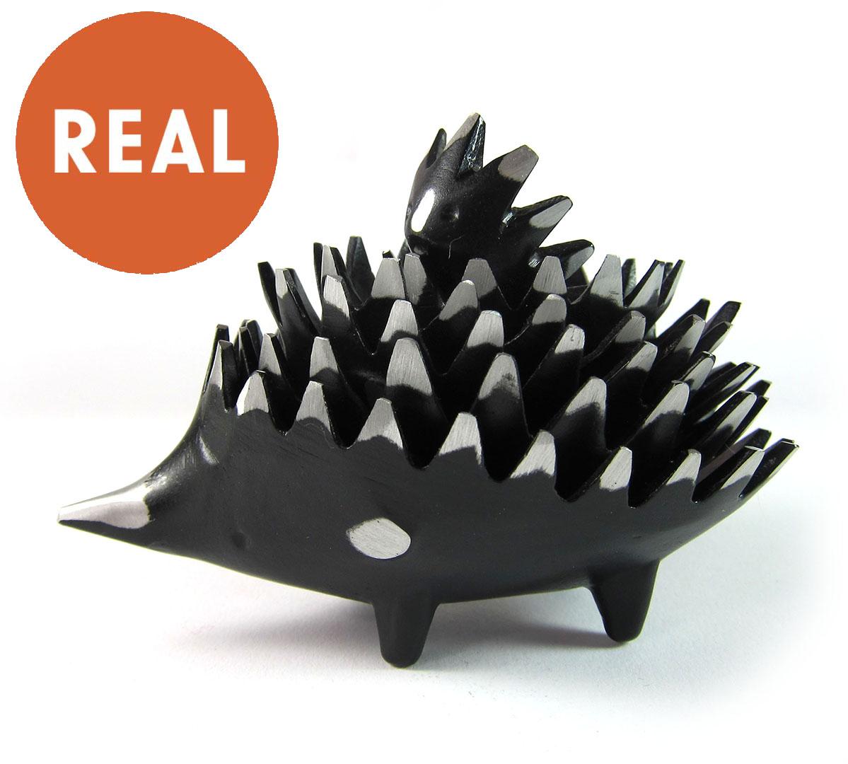 Walter Bosse Aluminum Hedgehog