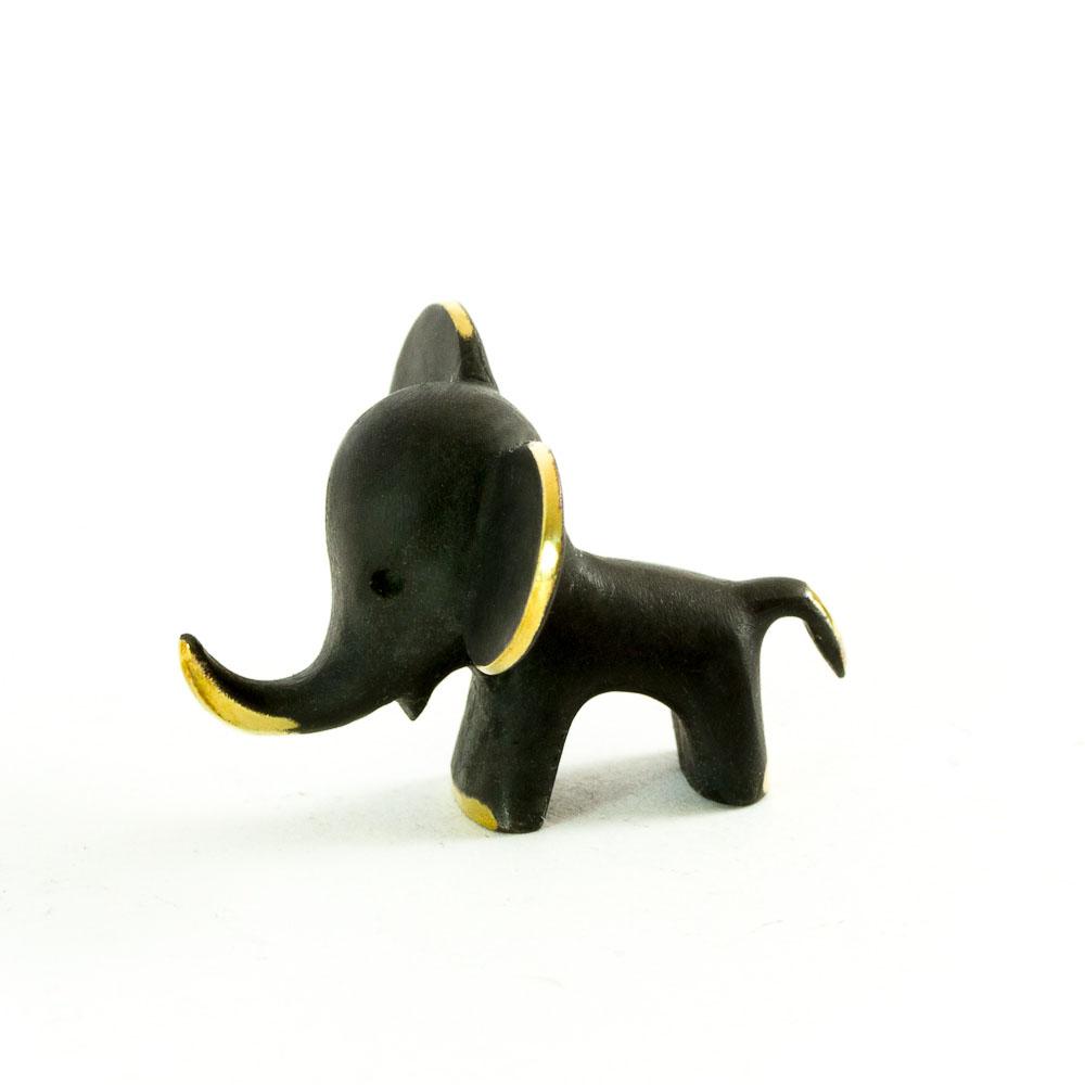 ... Elephant Figurine U2014 U201cElefantu201d. 381_418 Copy