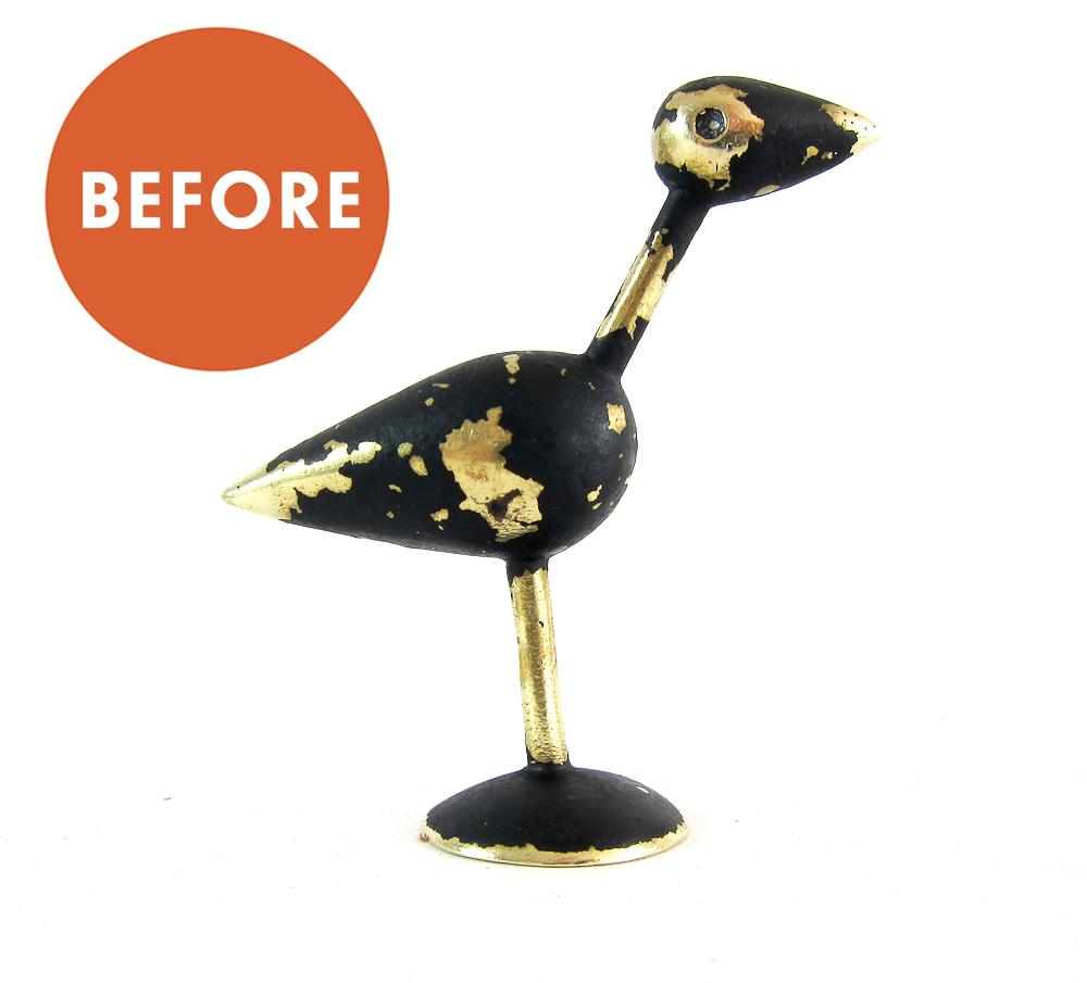 Walter Bosse Bird Restoration