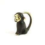 Walter Bosse Monkey Figurine