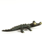 Walter Bosse Crocodile Figurine