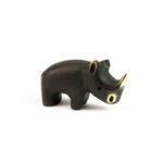 Walter Bosse Rhino Figurine