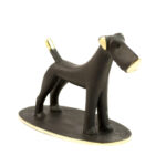 H014 - Hagenauer Bronze Terrier