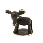 H025 - Hagenauer Brass Cow