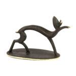 H46 - Hagenauer Brass Greyhound