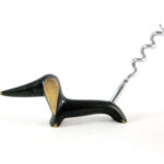 Fake Walter Bosse Dachshund Corkscrew from England