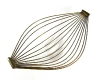 """Wire Fruit Basket by Carl Aubock, Marked """"Auböck,"""" """"Made in Austria"""""""