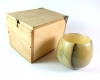 Agate Cup with Wooden Box by Carl Aubock, Unmarked