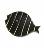 Walter Bosse Striped Fish Ashtray