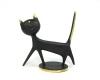 Bronze Cat by Hagenauer