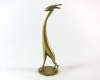 "Giraffe, 10 cm H, Marked ""Made in Austria"""