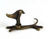 "Dog with Swiveling Head,  Marked ""Hagenauer Wien"" & ""Made in Austria"""