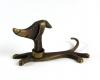 "Dog with Swiveling Head,  Marked ""Hagenauer Wien"" & ""Made in Austria"""