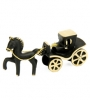 6049 - Walter Bosse Horse and Carriage - 36 mm