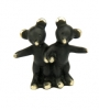 5205 - Walter Bosse Bear Pair - 40 mm