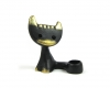 Cat Candle Holder by Walter Bosse