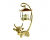 "Walter Bosse Cow Thermometer Holder, 15.2 cm H, Marked with ""Handmade in Austria"" sticker"