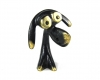 Dog Pen Holder by Walter Bosse, 7.5 cm Unmarked