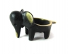 Walter Bosse Elephant Egg Cup, 6.7 cm W, Unmarked