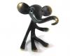 "Walter Bosse Elephant Pipe Holder, 11.5 cm, Marked with ""Handmade in Austria"" sticker"