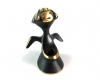 Walter Bosse Angel Candle Holder, 5 cm H, Partial paper label