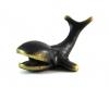Walter Bosse Miniature Whale, 5.5 cm L, Unmarked