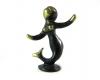 Walter Bosse Miniature Mermaid, 5.2 cm H, Unmarked