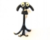 Dog Wall Hook by Walter Bosse, 17 cm