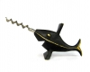 Fish Corkscrew by Walter Bosse, 12 cm L, Unmarked
