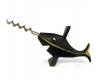 Fish Corkscrew by Walter Bosse, 12 cm L, Unmarked