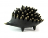 "Walter Bosse Nesting Hedgehog Ashtray Set, 12.7 cm L, Marked ""Made in Germany"""
