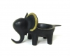"Walter Bosse Elephant Egg Cup, Marked ""Baller Austria"""