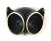 Owl Head by Walter Bosse, 13cm L, Unmarked