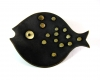 "Walter Bosse Fish Dish, 10 cm L, Marked ""Baller Austria"""